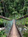 wainisairi river suspension bridge