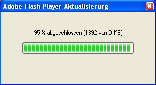 adobe flash player update