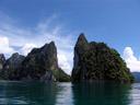rock formations, khao sok national park