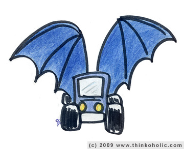 bat taxi