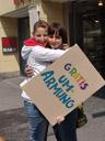 free hugs in innsbruck