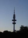 hamburg's television tower. 2004-09-10, Sony Cybershot DSC-F717.