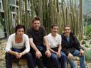 the four of us. 2004-09-11, Sony Cybershot DSC-F717.