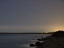 beach at night. 2004-10-03, Sony Cybershot DSC-F717.