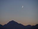 vanilla sky + moon. 2004-11-15, Sony Cybershot DSC-F717.