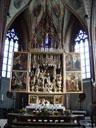 pilgrimage church wolfgangsee. 2005-10-08, Sony Cybershot DSC-F717.
