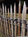 traditional fencing