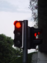 cool LED traffic lights