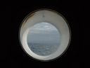 the porthole in my room