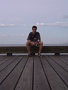 another self-portrait. 2005-11-25, Sony Cybershot DSC-F717. keywords: reef encounter
