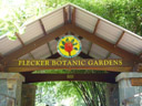 flecker botanic gardens entrance
