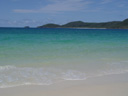 the turquoise sea - whitehaven beach