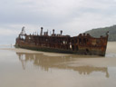 the maheno shipwreck