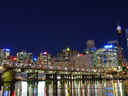 darling harbour at night, johnstons bay