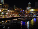 darling harbour at night. 2005-12-07, Sony Cybershot DSC-F717.