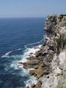 cliff line