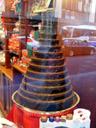 a chocolate fountain. 2005-12-09, Sony Cybershot DSC-F717.