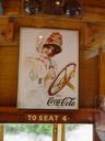 old coca-cola advertising. 2005-12-11, Sony Cybershot DSC-F717.