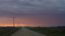 panorama: on the way to riverton