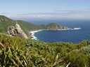 view over codfish island