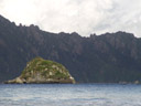 big rock or miniature island. 2005-12-25, Sony Cybershot DSC-F717.