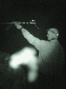 phil doing telemetry. 2005-12-20, Sony Cybershot DSC-F717.