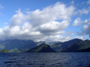 crossing lake manapouri