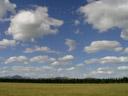 . 2005-12-31, Sony Cybershot DSC-F717. keywords: beautiful landscape, clouds, meadow, grass