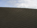 dark dune. 2006-01-07, Sony DSC-F717. keywords: sand, beach, volcanic