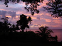 fijian sunset