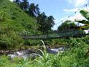 wainisairi river suspension bridge. 2006-01-18, Sony DSC-F717.