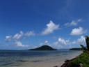 viubani island, from taveuni