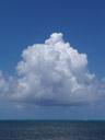 cumulus-wolke || foto details: 2006-01-19, taveuni, fiji, Sony DSC-F717.