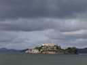 a view of alcatraz