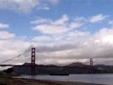 die golden gate bridge || foto details: 2006-01-25, san francisco, ca, usa, Sony DSC-F717.