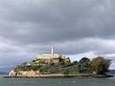 alcatraz, ehemaliges hochsicherheitsgefängnis || foto details: 2006-01-26, san francisco, ca, usa, Sony DSC-F717. keywords: the rock, alcatraz island