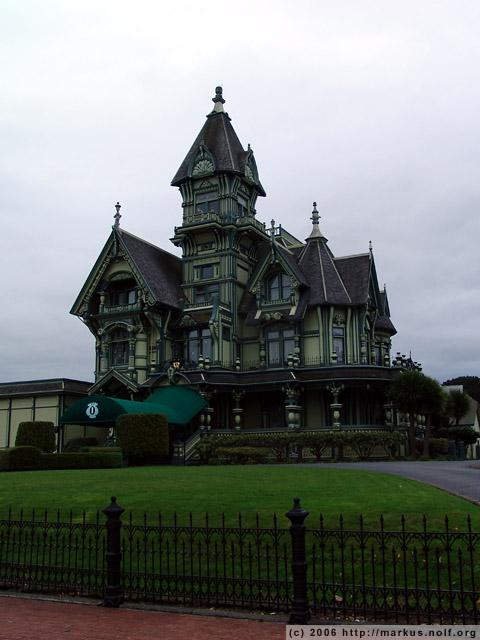 Fotogalerie rtw05 6 3 eureka und ferndale usa for Viktorianisches haus