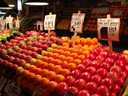 fresh fruit, pike place market