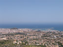 view over denia
