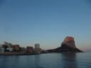 calpe's landmark: the pe¤¢n de ifach (penyal d'ifac) rock formation