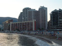 playa del bol (platja arenal bol) - one of calpe's two main beaches