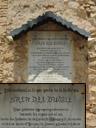 alte schrift || foto details: 2006-08-02, castell de xativa (jativa), spain, Sony Cybershot DSC-F828.