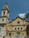 collegata basilica la seu - kirche unserer jungfrau der himmelfahrt (la seu) || foto details: 2006-08-02, plaza calixto III, xativa (jativa), spain, Sony Cybershot DSC-F828. keywords: iglesia colegial