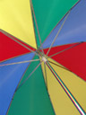 colourful sunshade