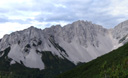 panorama: view towards stempeljoch. 2006-08-19, Sony Cybershot DSC-F828.