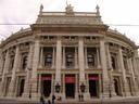 the k.u.k. hofburgtheater. 2006-10-28, Sony Cybershot DSC-F828.