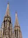 votivkirche. 2006-10-28, Sony Cybershot DSC-F828.