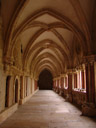the cloister - i like archways
