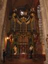 die orgel || foto details: 2006-10-29, heiligenkreuz, austria, Sony Cybershot DSC-F828.