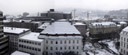 panorama: (another) sudden onset of winter at humanities campus
